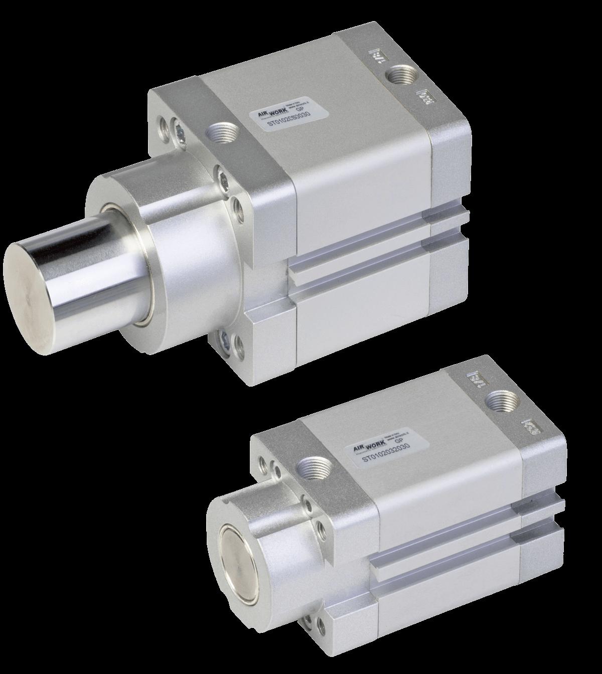 cilindro pneumatico stopper