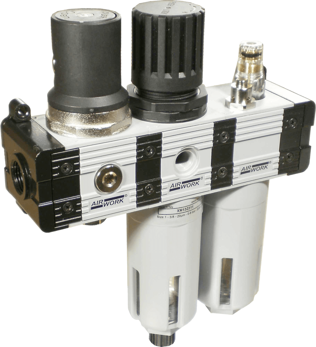 Valve + Filtreregulateur + Lubrificateur (V+FR+L) XM 1-2-3