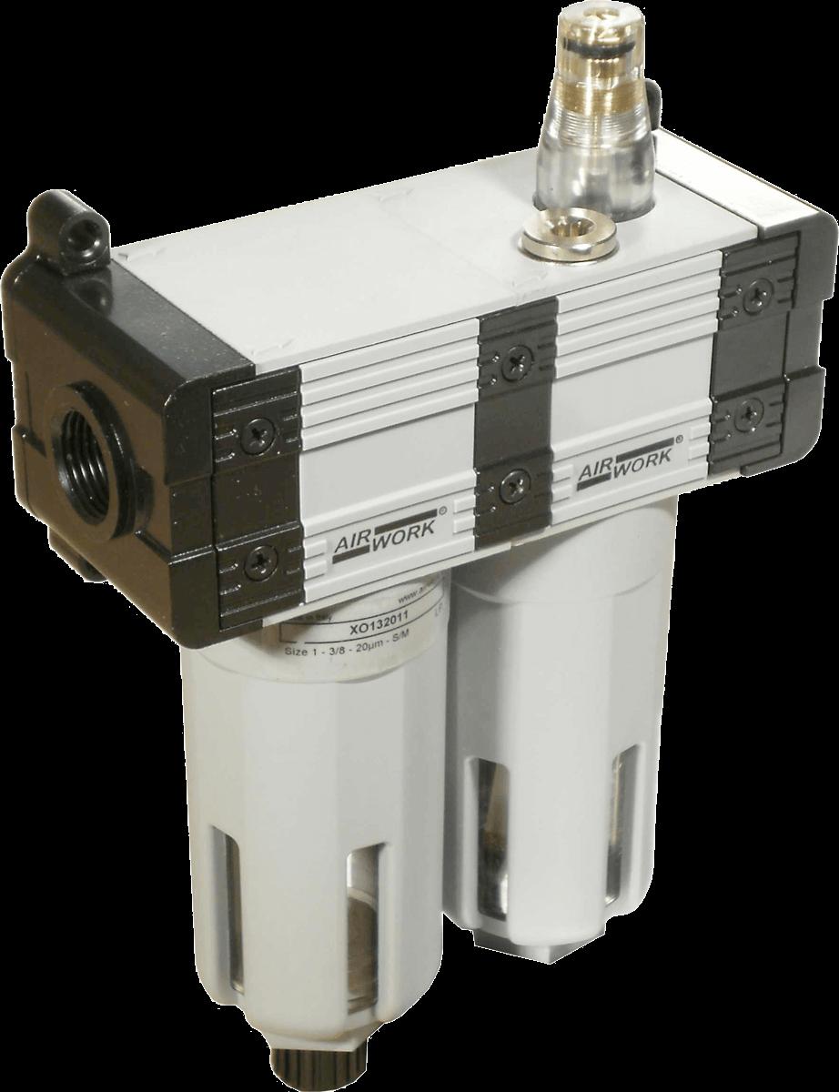 Filtre + Lubrificateur (F+L) XO 1-2-3