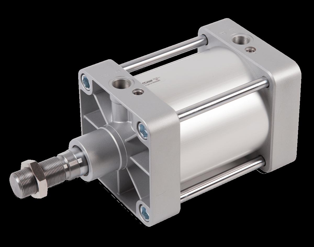 cilindro pneumatico ISO 15552 grande diametro