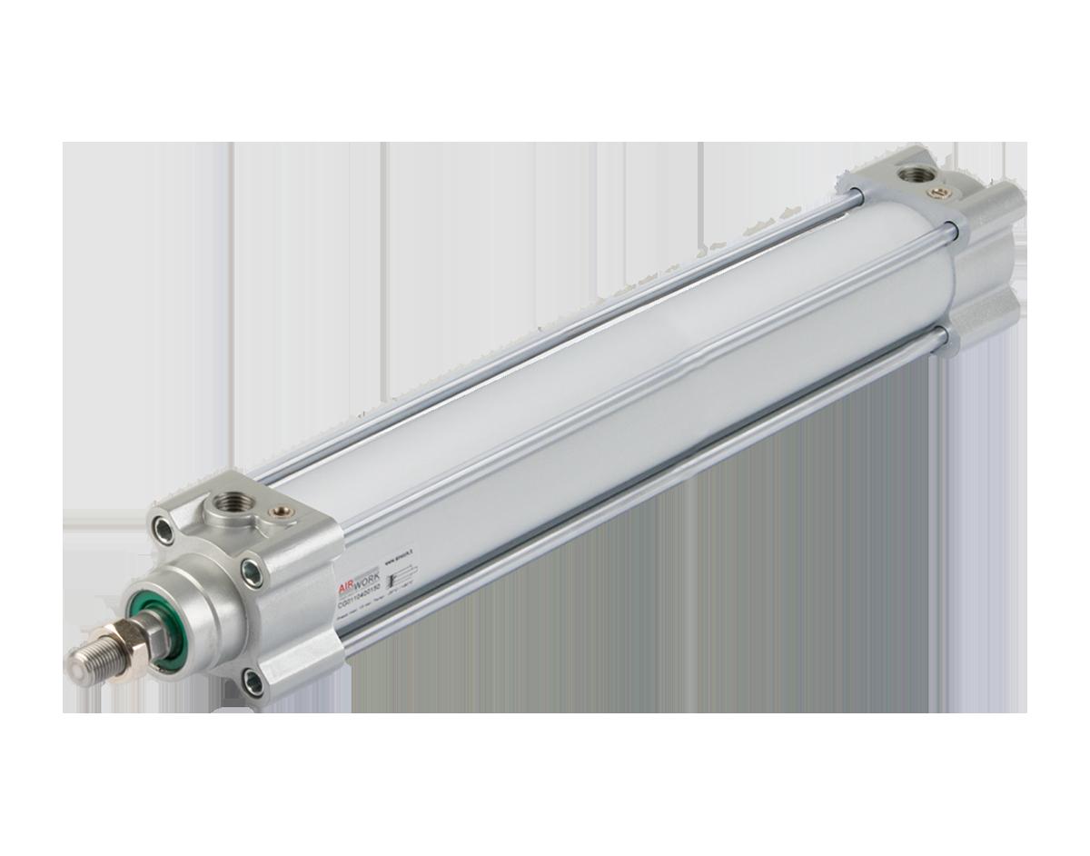 CG-Reihe Neue ISO 15552 Zugstangenzylinder Airwork