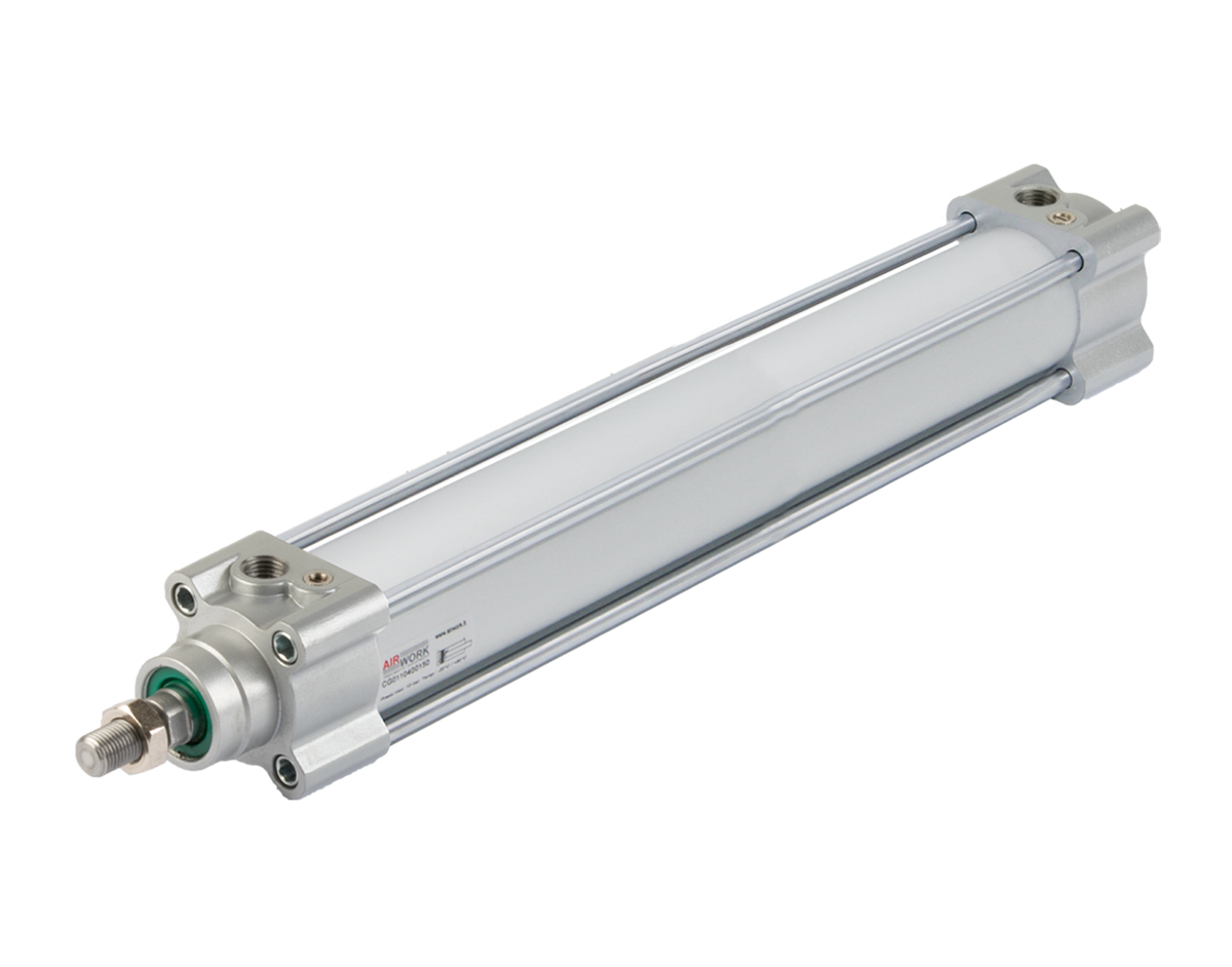 serie CG nuovi cilindri pneumatici a tiranti ISO 15552 Airwork